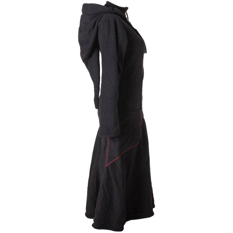 vishes warmer wintermantel fleece mantel larp vishes alternative b. Black Bedroom Furniture Sets. Home Design Ideas